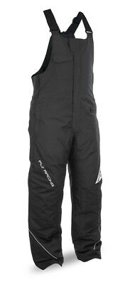 Fly Racing Outpost Mens Trail Bib Black/Gray