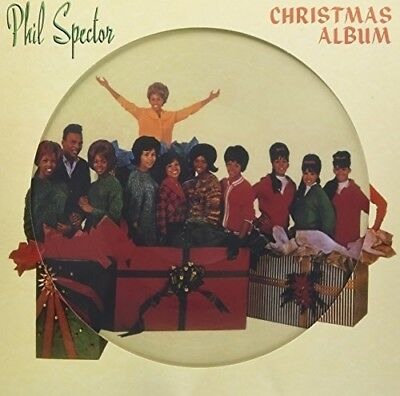 Phil Spector - Christmas Gift For You [New Vinyl LP] Picture Disc, UK - Import