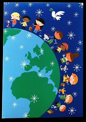 unicef holiday cards little corner of the world box of 20 bnib free shipping - Unicef Holiday Cards