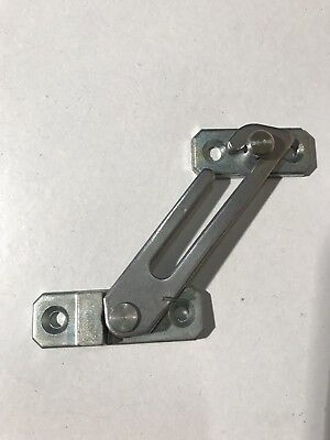 LH UPVC Window Restrictor Hook Child Lock Restrictor Safety catch