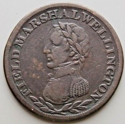WE-2A2  Field Marshal Wellington  - Canada Colonial Canadian Token