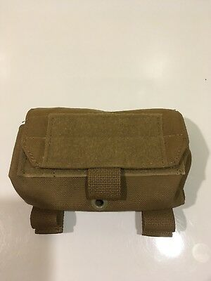 MOLLE Shotgun Shell Pouch 10 Round Coyote  Eagle Industries USMC  NEW