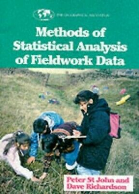 Methods of Statistical Analysis of Fieldwork Data by St.John, P.R. Paperback The