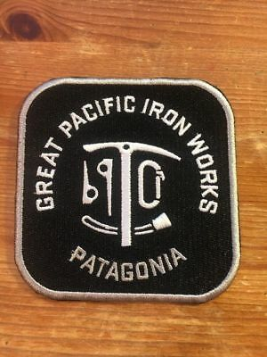 Great Pacific Iron Works Patch - Patagonia
