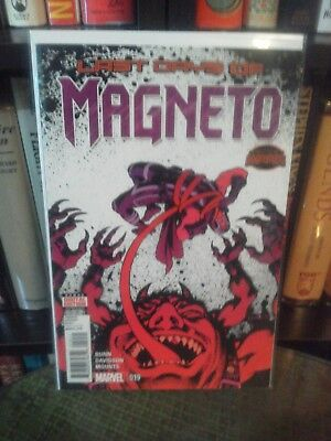 Magneto (2014 Series) #19 (Direct, 2015)