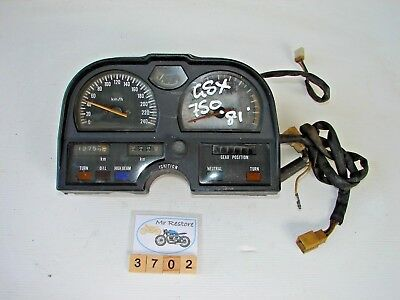 Suzuki GSX 750 1981 clocks - spares or repair
