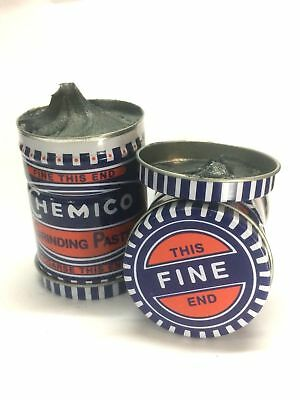 100 g Chemico Valve Grinding Paste Fine & Coarse Grade made in England Best