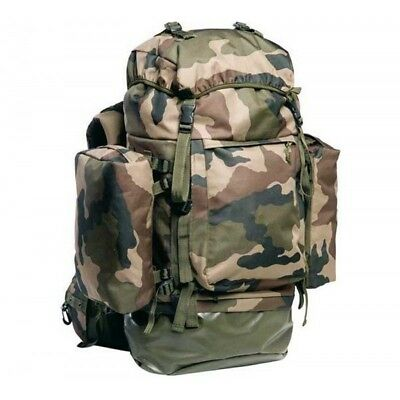 SAC A DOS ARMEE 100-120 litres camo CE F2 neuf / french army backpack new