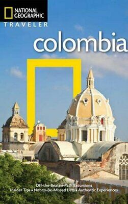 National Geographic Traveler: Colombia by Baker, Christopher P. Book The Cheap