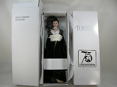 "Dressing Gown 16"" Doll Scarlett O'hara Vivien Leigh Tonner Gwtw Gone With Wind"