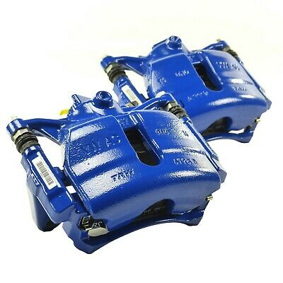 OEM brake calipers front brakes 312mm VW Golf MK7 Seat Leon 5F A3 8V (scratches)