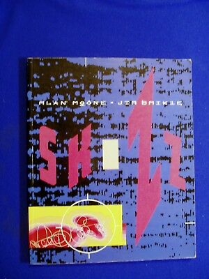 Skizz : Alan Moore and Jim Baikie.  1st edition, 1989, first impression. FN.