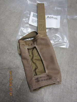 Air Warrior AWIS Radio Pouch Tan Coyote