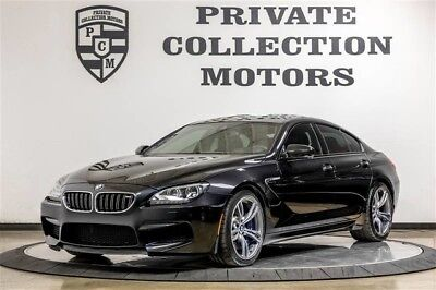 2014 BMW M6  2014 BMW M6 Gran Coupe 2 Owner Highly Well Kept