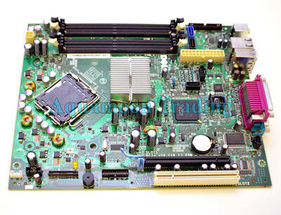 NEW GENUINE DELL Optiplex 755 SFF Intel Chipset Socket LGA755 MotherBoard  PU052