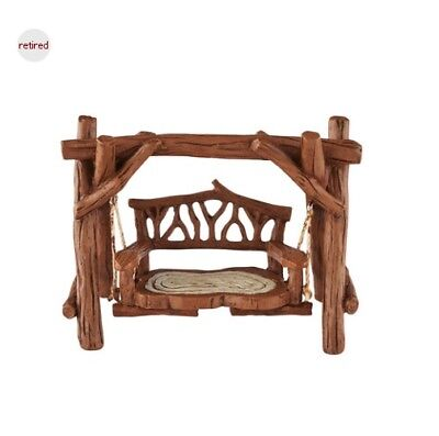 Department 56 General Village Accessory Woodland Swing 4054229 R17