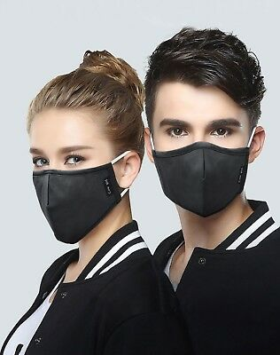 COWGIRL Ion Air Purifying Face Mask with Multi Layer Masks Against Bacteria