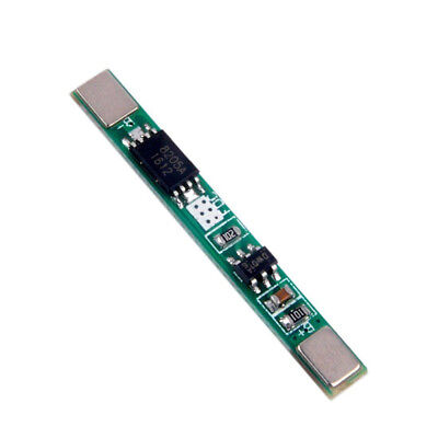 5PCS 3.7V lithium protection board for polymer 18650 welding 2.5A current BBC