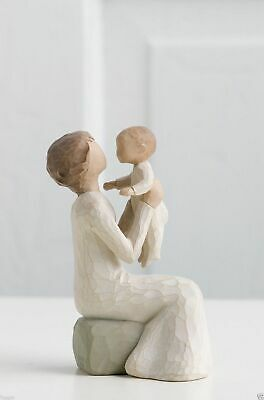 Willow Tree Figurine Grandmother and Grandchild Baby By Susan Lordi    26072