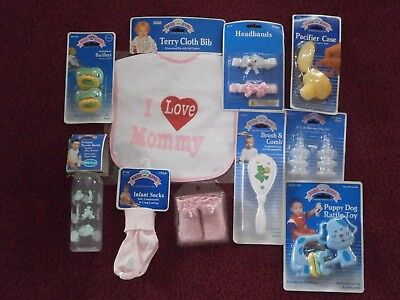 Girls Lot Of New 10 Piece Baby King Baby Variety Items