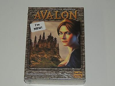 Don Eskridge's The Resistance Avalon Board Game *New!* Indie Boards & Cards