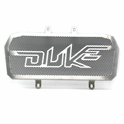 Radiator cooler Grille Guard Cover Protector For KTM RC 125/200/390 Duke /Black