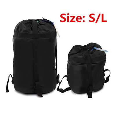 Outdoor Compression Sack Sleeping Bag Cover Pouch Clothing Stuff Holder Travel