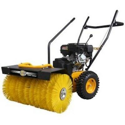 Texas Handysweep 650Tge, Powerbrush, Petrol Sweeper, Tennis Court Sweeper