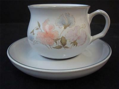 Denby Encore Tea Cup And Saucer Unused