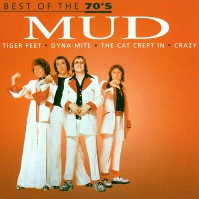 Mud - Best Of The 70's - Mud CD IKVG The Cheap Fast Free Post The Cheap Fast