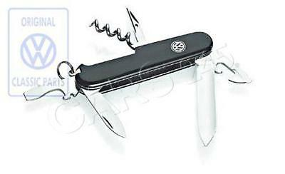 Genuine VW Penknife With VW-Logo NOS 000069692A