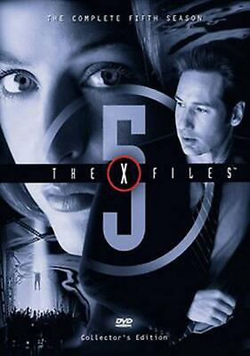 X-files:season 5 - DVD Region 1 Free Shipping!