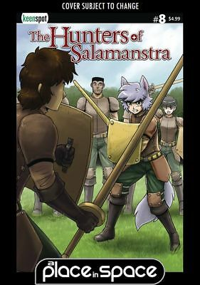 The Hunters Of Salamanstra #8A (Wk06)