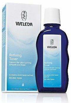3 packs of Weleda Refining Toner 100Ml