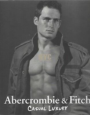 Abercrombie & Fitch Catalog Christmas 2005
