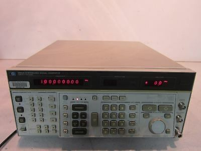 HP Synthesized Signal Generator 8662A 10kHz-1280MHz
