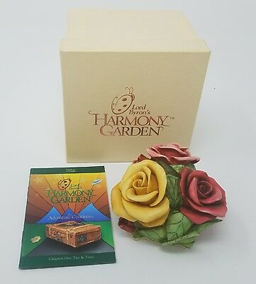 Harmony Garden Lord Byron's Garden Parade Of Gifts Limited 4060/5000 Mib