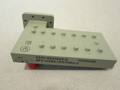 Band Pass Filter 6287293 Prime NSN: 5915012862158