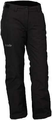 Castle X Bliss Womens Snowmobile Pants Black