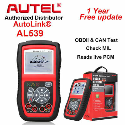 Original Autel PowerScan PS100 Electrical System Circuit Tester Read AVOmeter