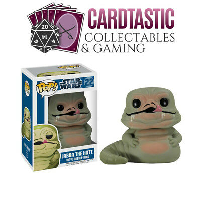 POP Star Wars Jabba the Hutt