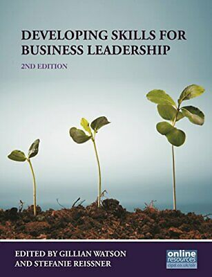 Developing Skills for Business Leadership Book The Cheap Fast Free Post