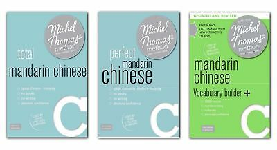 Michel Thomas Total & Perfect Chinese Courses