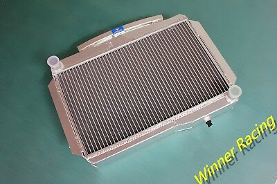 ALUMINUM RADIATOR For MG MGA TWIN CAM 1.6 MT 1958-1960 56MM CORE
