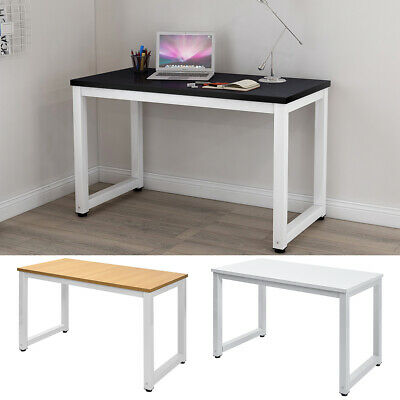 Desk Home Office Computer PC Corner Desk  WorkStation Study Writing Table Wood