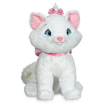 Disney Store The Aristocats Marie Large Plush New with Tag