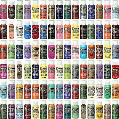DecoArt - Acrylic Paint Crafters - All Purpose 59ml  2oz - 98 Colours