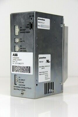 ABB - Flexpicker IRC5 Power Supply - DSQC 604 3HAC12928-1