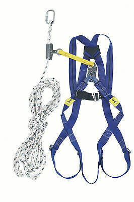 Honeywell 1011895 TITAN roofers fall arrest kit -10 metre rope length