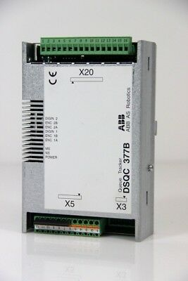 ABB - IRC5 Controller Queue Tracker DSQC 377B - 3HNE01586-1